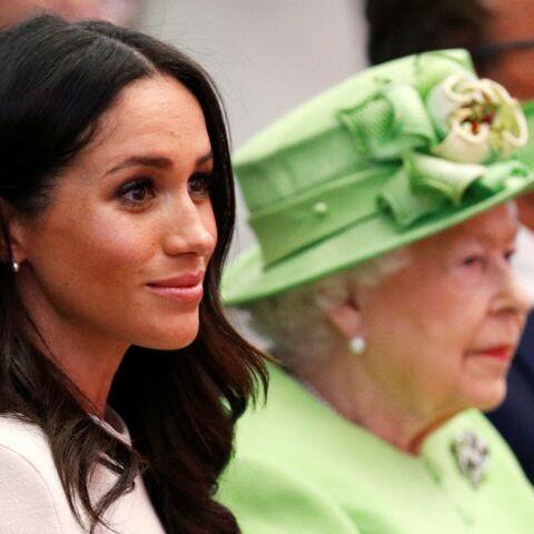 Meghan Markle en lutte avec l'habilleuse d'Elizabeth II avant son mariage!