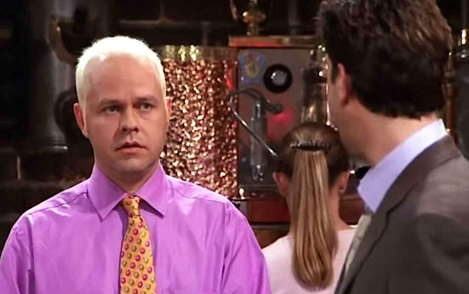 James Michael Tyler dans la série