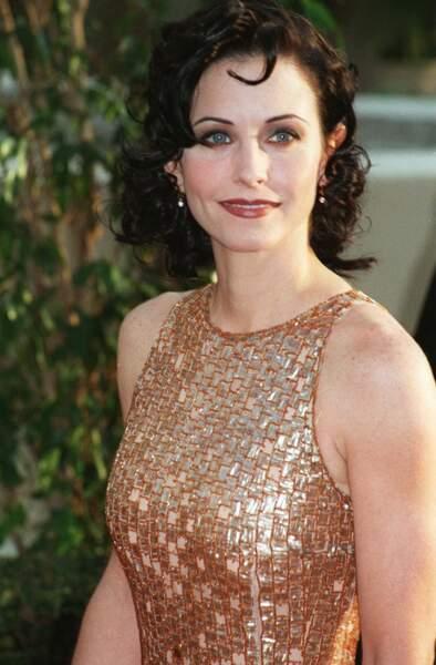 Courtney Cox en 1997