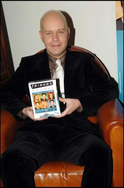 James Michael Tyler en 2002