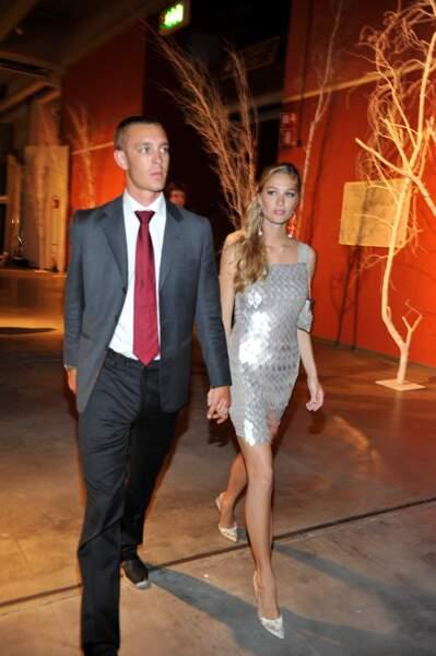 Pierre Casiraghi et Beatrice Borromeo. Jeunes et beaux et célèbres, ils forment un couple ultra glamour et l'alliance de deux puissantes familles européennes.
