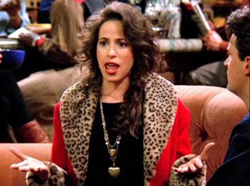 Maggie Wheeler dans la série Friends