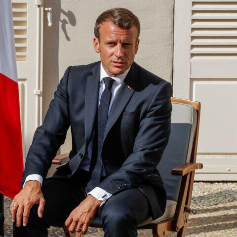 Quand Emmanuel Macron surveille les députés à la buvette de l'Assemblée nationale