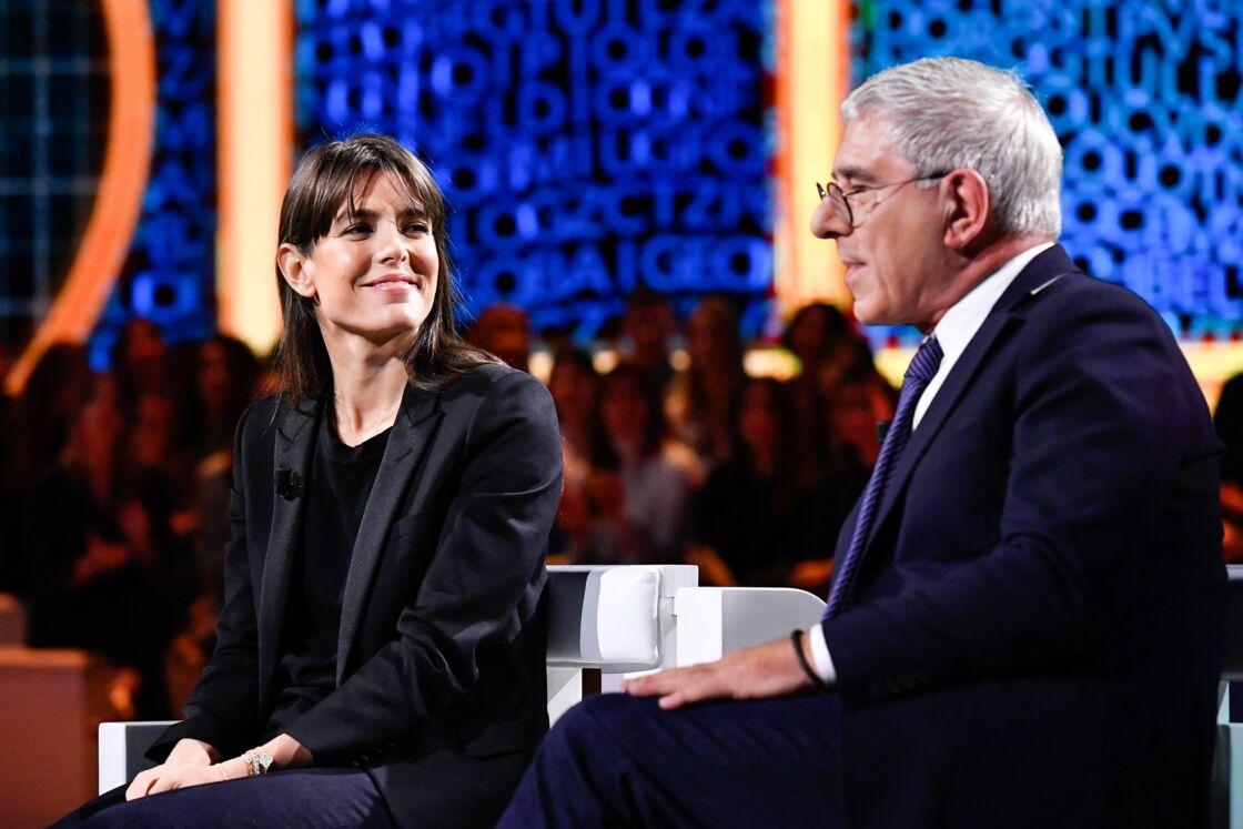 Charlotte Casiraghi, avec Robert Maggiori