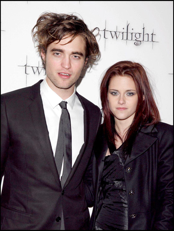 Lors de leur rencontre en 2007, le coup de foudre est immédiat entre Robert Pattinson et Kristen Stewart