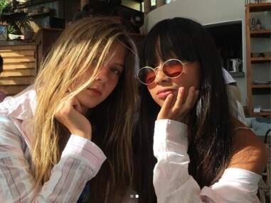 PHOTOS - Jade Hallyday : qui sont ses amis filles et fils de ?