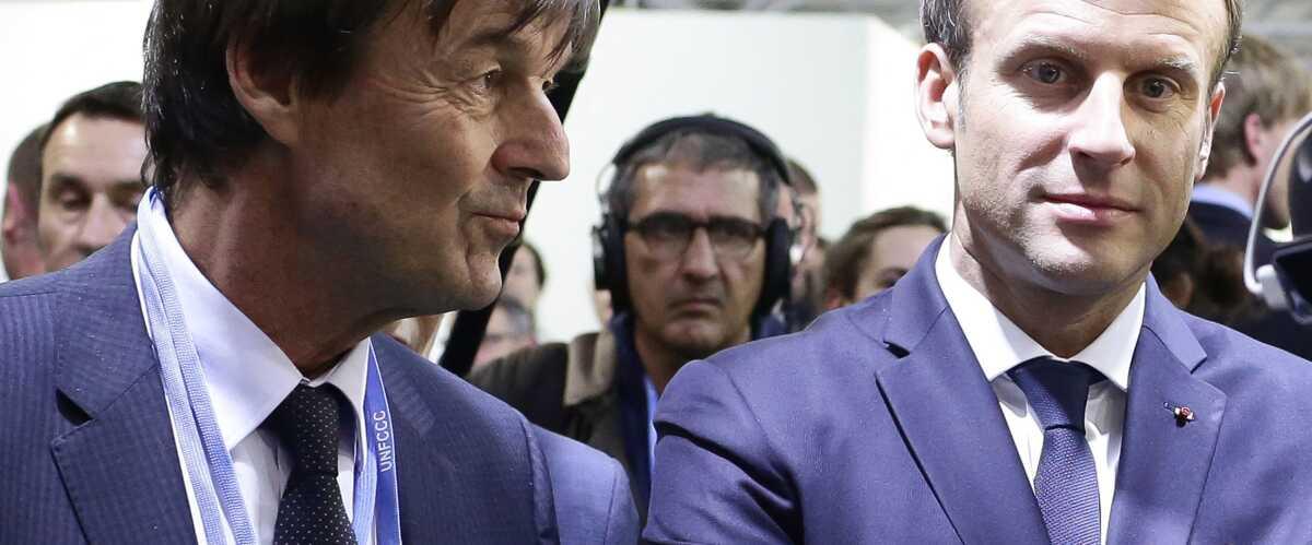 Une Muflerie Emmanuel Macron En Colere Apres La Demission Surprise De Nicolas Hulot Gala
