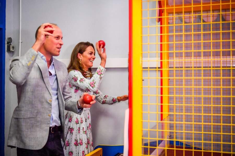 Et Kate affronta William