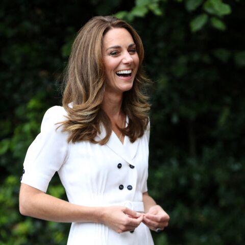 PHOTOS – Kate Middleton a discrètement changé de couleur de cheveux