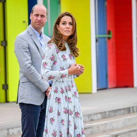 Kate Middleton et William pris à partie pour une vidéo où ils apparaissent sans masque