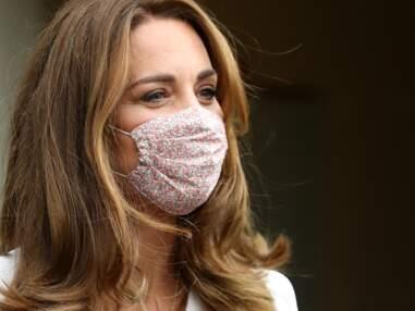 PHOTOS - Kate Middleton masquée et gantée : cette sortie remarquée