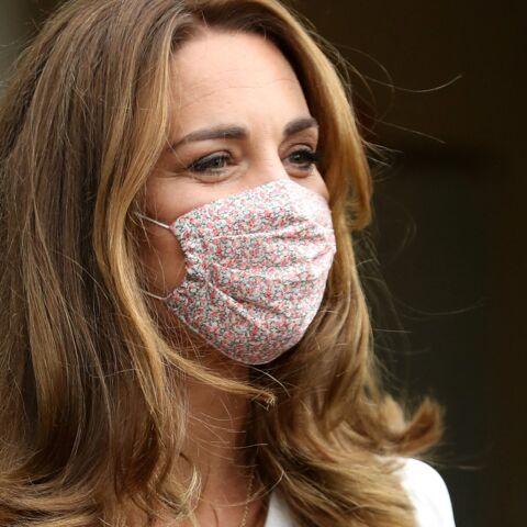 PHOTOS – Kate Middleton masquée et gantée: cette sortie remarquée
