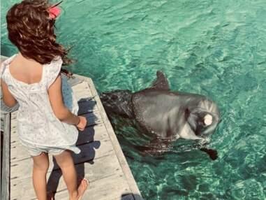 PHOTOS - Karine Ferri, Shy'm, Laury Thilleman… Les stars en vacances