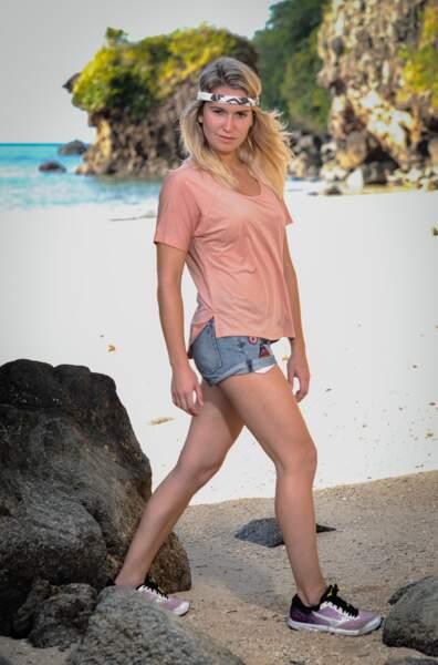 Diane, candidate de Koh-Lanta Les 4 Terres sur TF1