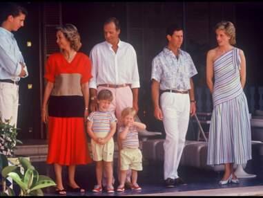 PHOTOS - Lady Diana : l'évolution de ses looks estivaux