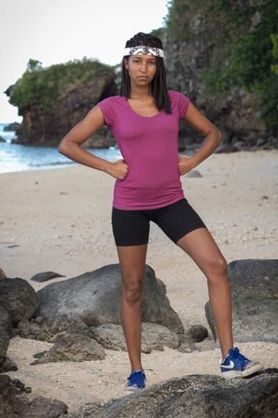 Angélique, candidate de Koh-Lanta Les 4 Terres sur TF1