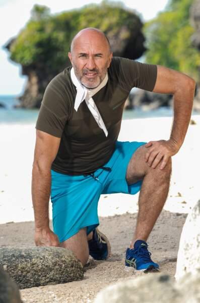Laurent, candidat de Koh-Lanta Les 4 Terres sur TF1