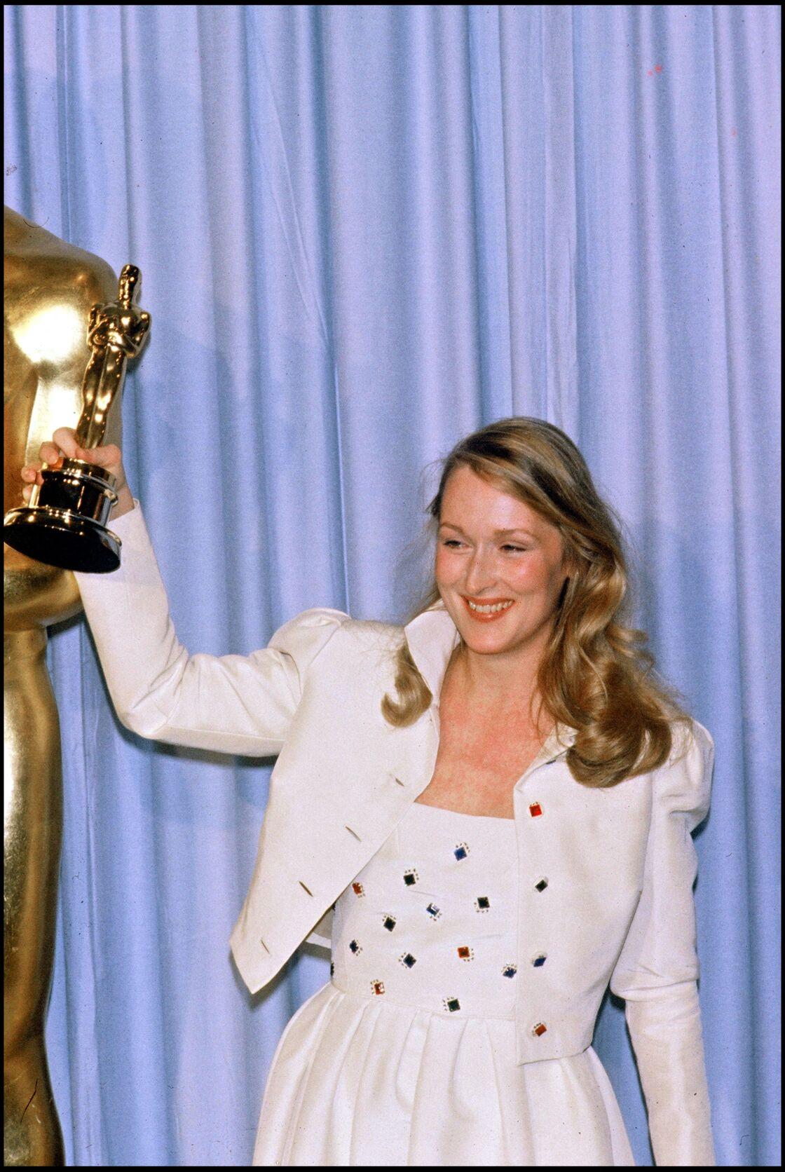 En 1980, Meryl Streep remporte son premier Oscar pour Kramer contre Kramer. Cette récompense l'installe de manière durable dans le paysage hollywoodien.