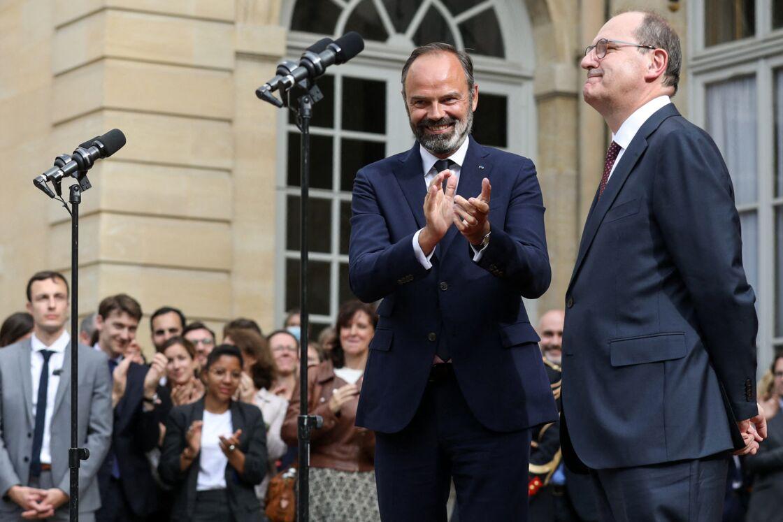 Édouard Philippe a remis sa démission le vendredi 3 juillet après trois ans de services, cédant sa place à Jean Castex
