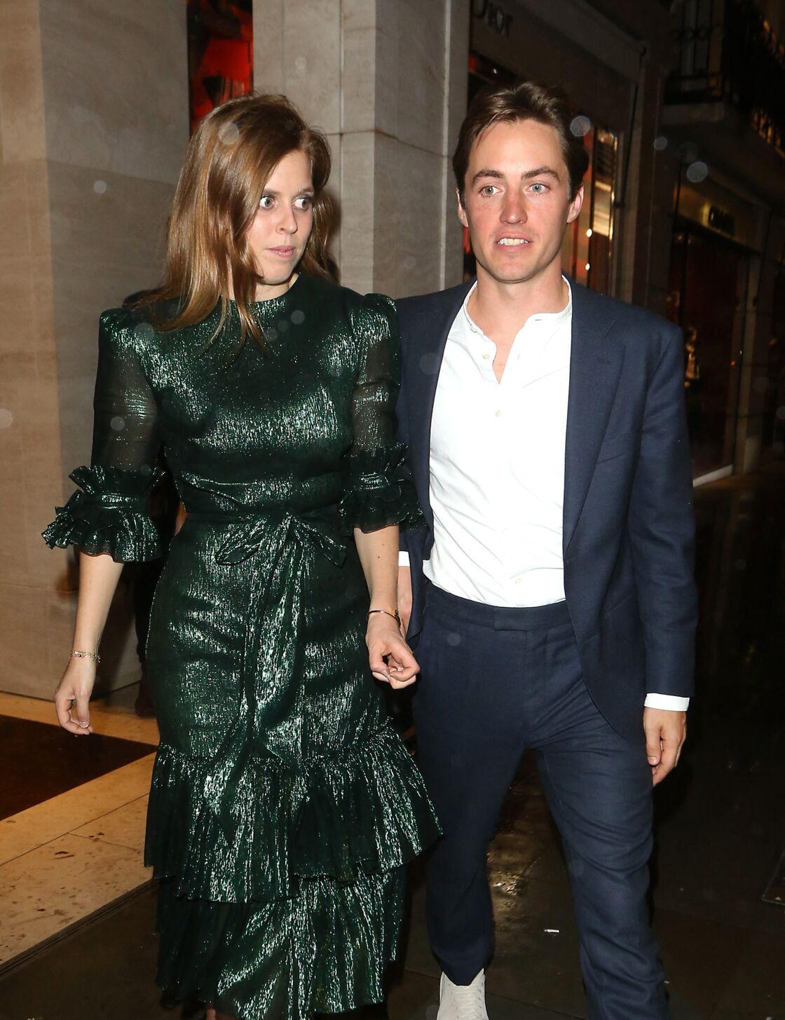 La princesse Beatrice et Edoardo Mapelli Mozzi se sont mariés en secret le vendredi 17 juillet 2020