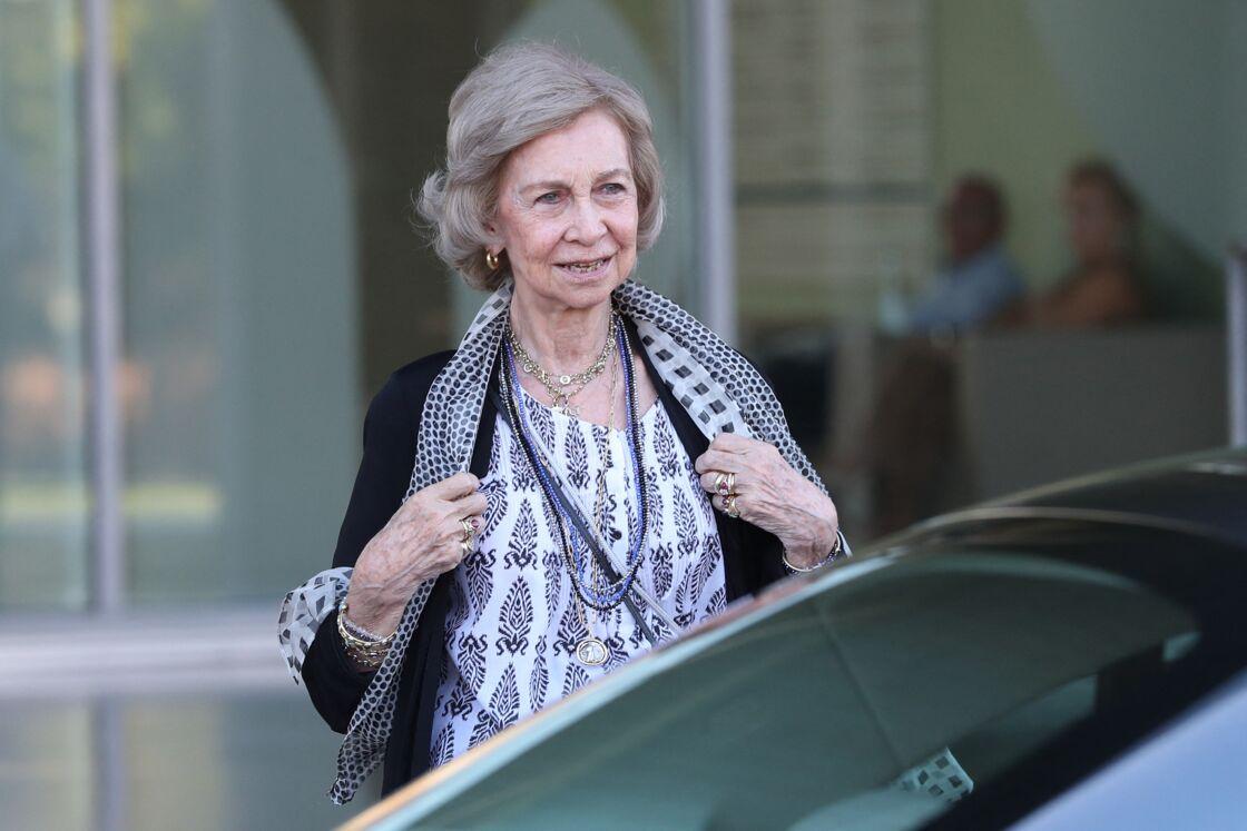 Sofia de Grèce n'a pas suivi Juan Carlos Ier à Abu Dhabi