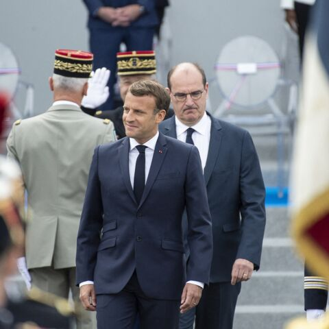 Emmanuel Macron: cette tradition qu'il a conservée avec Jean Castex