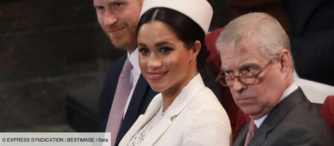 Harry et Meghan mis dans le même sac qu'Andrew : cette éviction humiliante - Gala