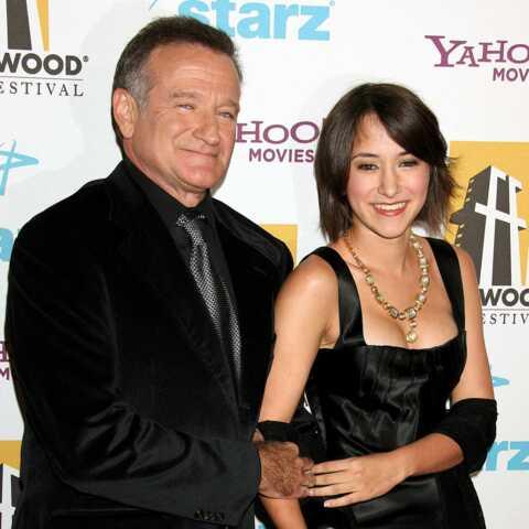 Mort de Robin Williams: sa fille Zelda écoeurée par l'utilisation de son image