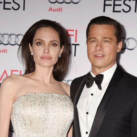 Divorce de Brad Pitt et Angelina Jolie: c'est à nouveau la guerre!