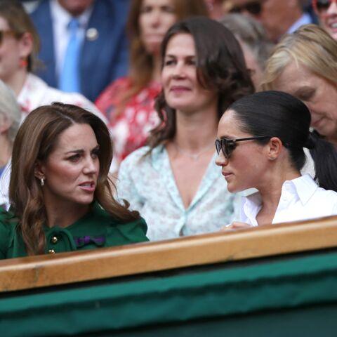 Meghan Markle n'a «pas perdu le sommeil» à cause de Kate Middleton: la guerre des égos continue
