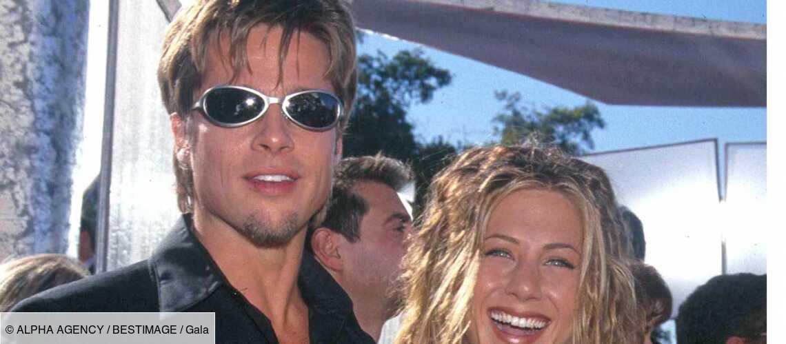 Brad Pitt : comment il s'est racheté auprès de Jennifer Aniston - Gala