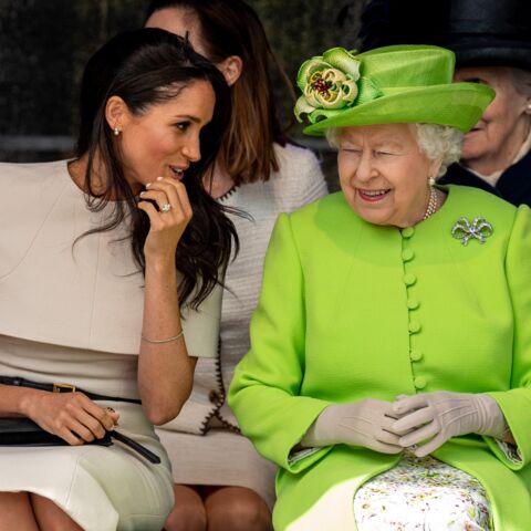 Meghan Markle pas du tout livrée à elle-même: Charles et Elizabeth II l'ont bien dorlotée
