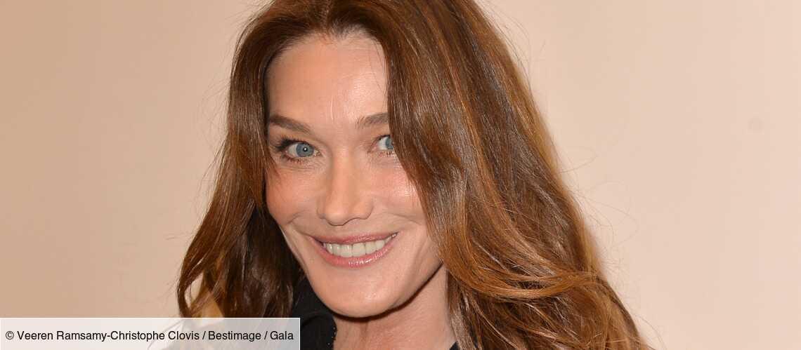Carla Sarkozy enceinte à Brégançon : ce « faire-part » qui a marqué les paparazzi - Gala