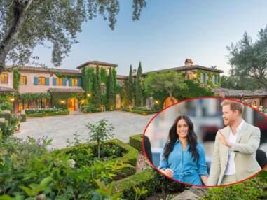 PHOTOS - Meghan et Harry propriétaires : les clichés de leur villa à Santa Barbara