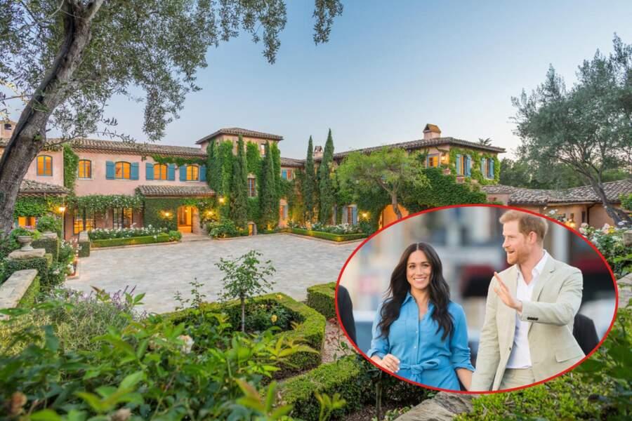 Meghan Markle et le prince Harry ont acheté une nouvelle propriété à Montecito, en Californie