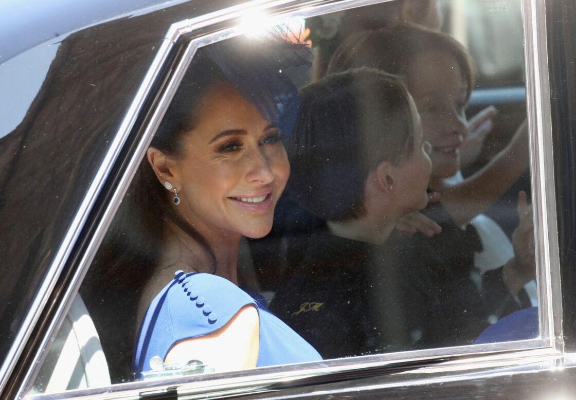 Jessica Mulroney au mariage de Meghan Markle et du prince Harry, le 18 mai 2018