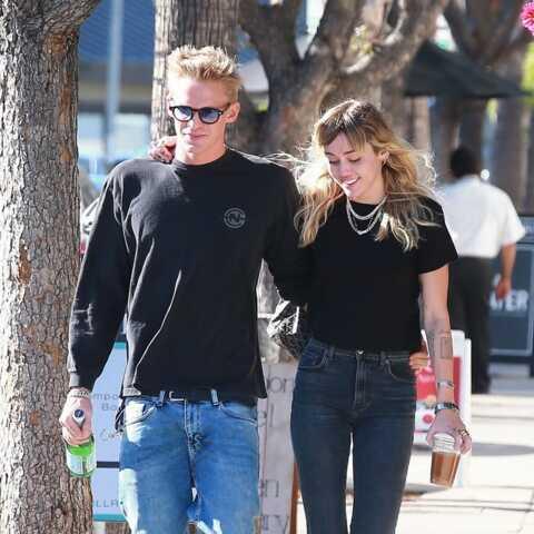 Miley Cyrus célibataire: c'est (déjà) fini avec son petit ami!