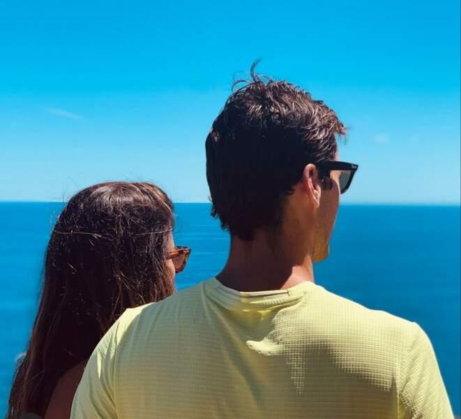 Karine Ferri et Yoann Gourcuff, en vacances dans le sud de la France, ont partagé un rare cliché de leur couple sur Instagram