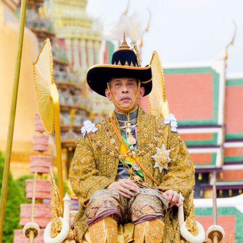 Roi de Thaïlande: cette visite controversée à Bangkok
