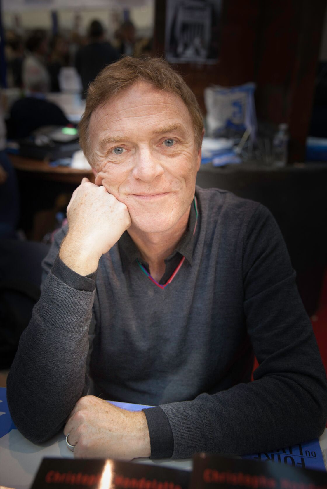 Christophe Hondelatte