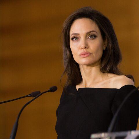 Angelina Jolie évoque son confinement «chaotique» avec ses 6 enfants