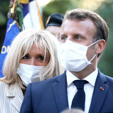 PHOTOS – Brigitte et Emmanuel Macron à Brégançon: cette tradition à laquelle ils n'ont pas dérogé