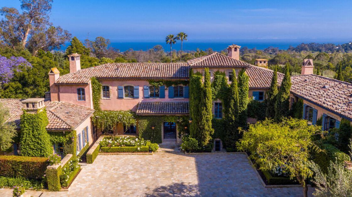 Propriété de Meghan Markle et du prince Harry à Montecito, en Californie