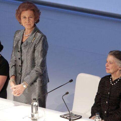 La reine Sofia secouée par l'exil de Juan Carlos: heureusement, sa sœur est là