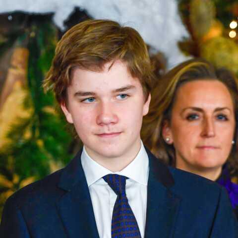 Philippe et Mathilde de Belgique: qui est Gabriel, leur 2e fils?