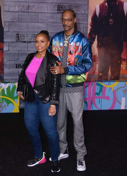 Snoop Dogg et Shante Broadus