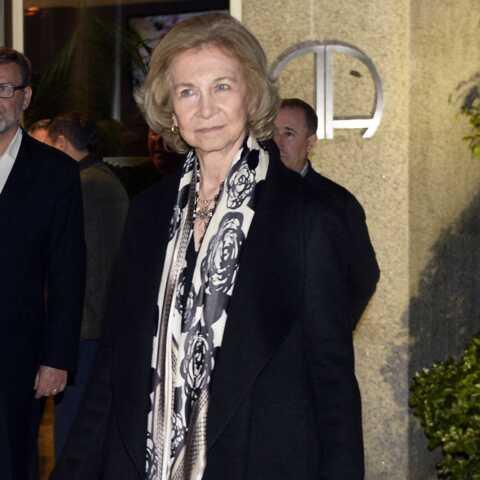 La reine Sofia fait bonne figure après l'exil de Juan Carlos: ces photos qui rassurent
