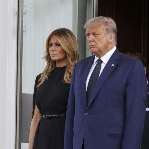 PHOTOS – Melania Trump: ce soutien symbolique à son mari après l'avoir rejeté