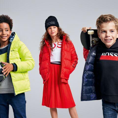 Mode kids: une rentrée des classes branchée pour nos enfants avec BOSS  Kidswear