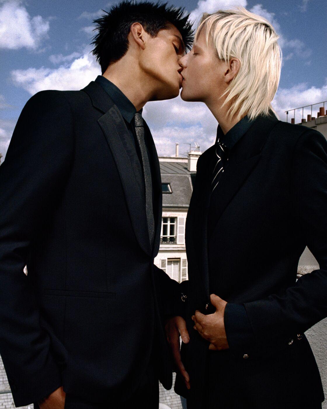 L'image du couple est au centre de la campagne automne/hiver 2020 de The Kooples